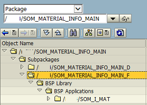 SAP Web IDE application deployed to ABAP repository in SE80