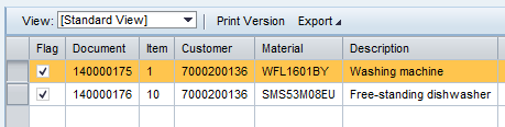 SAP Web Dynpro ALV table with buttons removed