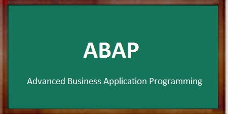 What is ABAP