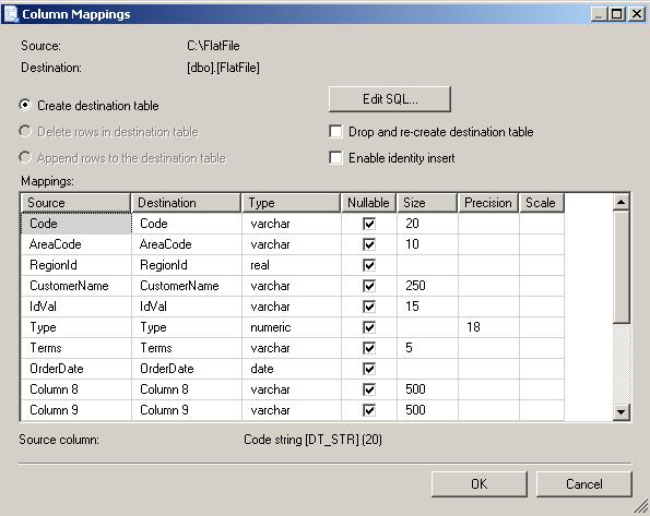 sqlserver2008-import-data-task-edit-column-mappings