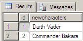 T-SQL Merge in SQL Server 2008