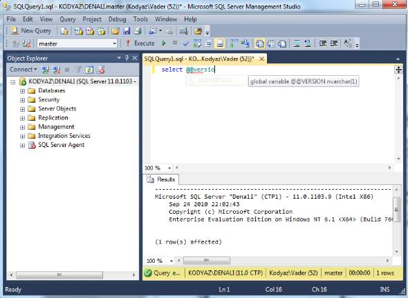 sql-server-2011-management-studio