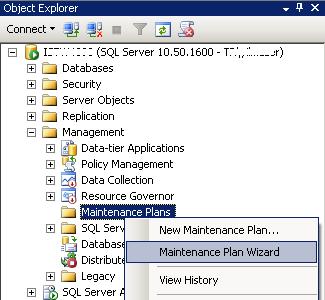sql-server-maintenance-plan-for-sql-backup-job