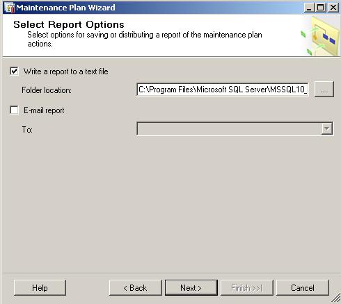 tsql-backup-job-maintenance-plan-report