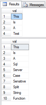 sql-case-sensitive-split-string-function