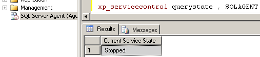 xp_servicecontrol-sql-server-agent-service-stopped