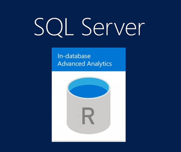 execute R scripts on SQL Server