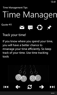 manage your time using time management app