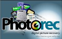 photorec free digital sd photo recovery program