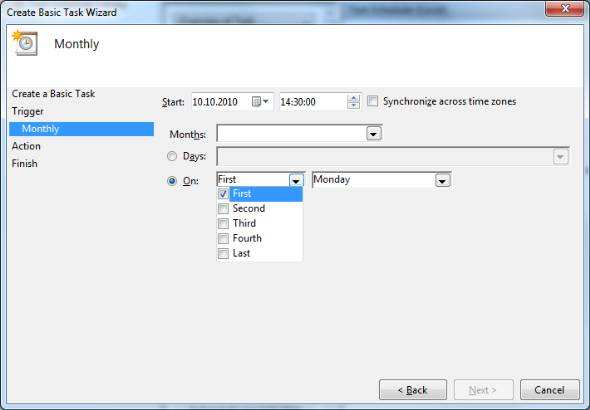 monthly-task-scheduler-trigger-creation