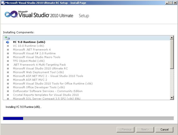 install-visual-studio-components