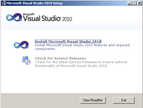 microsoft-vs2010-installation-wizard