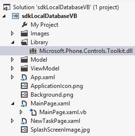 Visual Studio 2012 solution explorer and blocked assembly