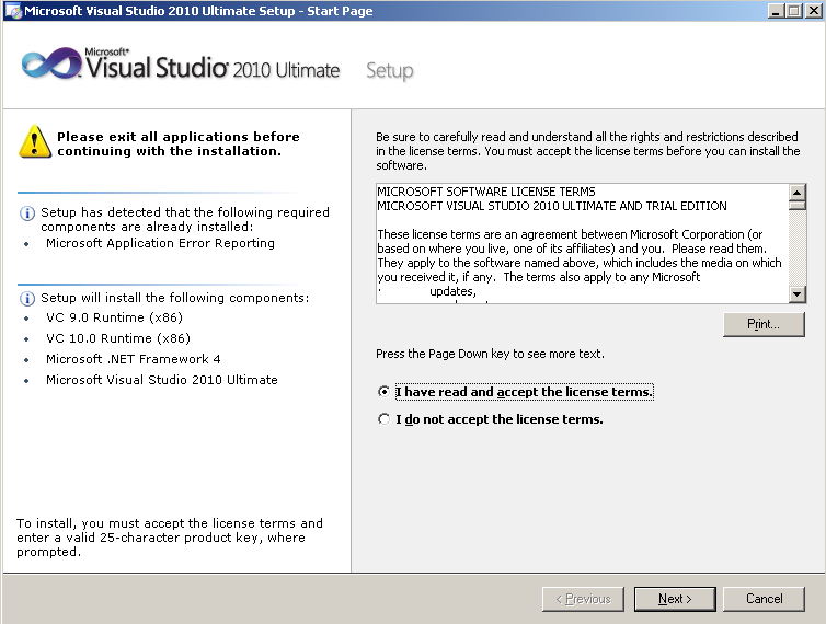 Microsoft Visual Studio 2010 Rapidshare