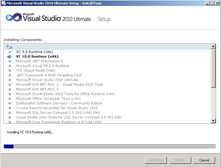 vs2010-install-components-with-full-ultimate-installation
