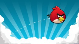 Angry Birds Windows wallpaper