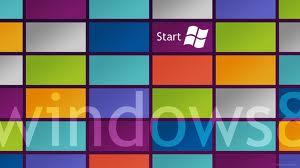 Windows 8 tiles on your desktop