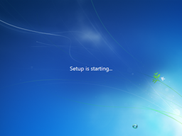 windows 7 installation screenshots