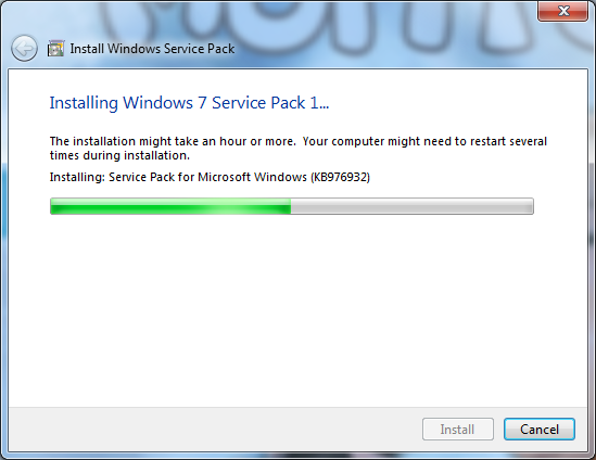 installing-service-pack-for-microsoft-windows-kb976932