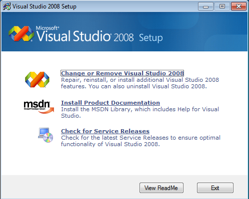 ms-vs2008-install-product-documentation