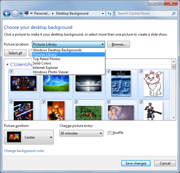 windows-7-personalization-shuffle-wallpaper-pictures