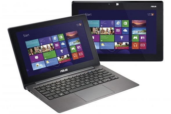 ASUS Taichi Windows 8 ultrabook and Windows Tablet PC