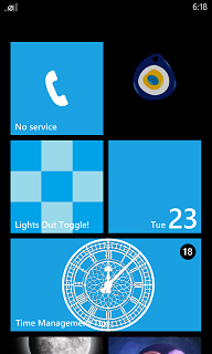 update tiles programmatically for Windows Phone 8 apps