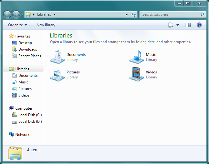 windows-7-libraries-in-windows-explorer